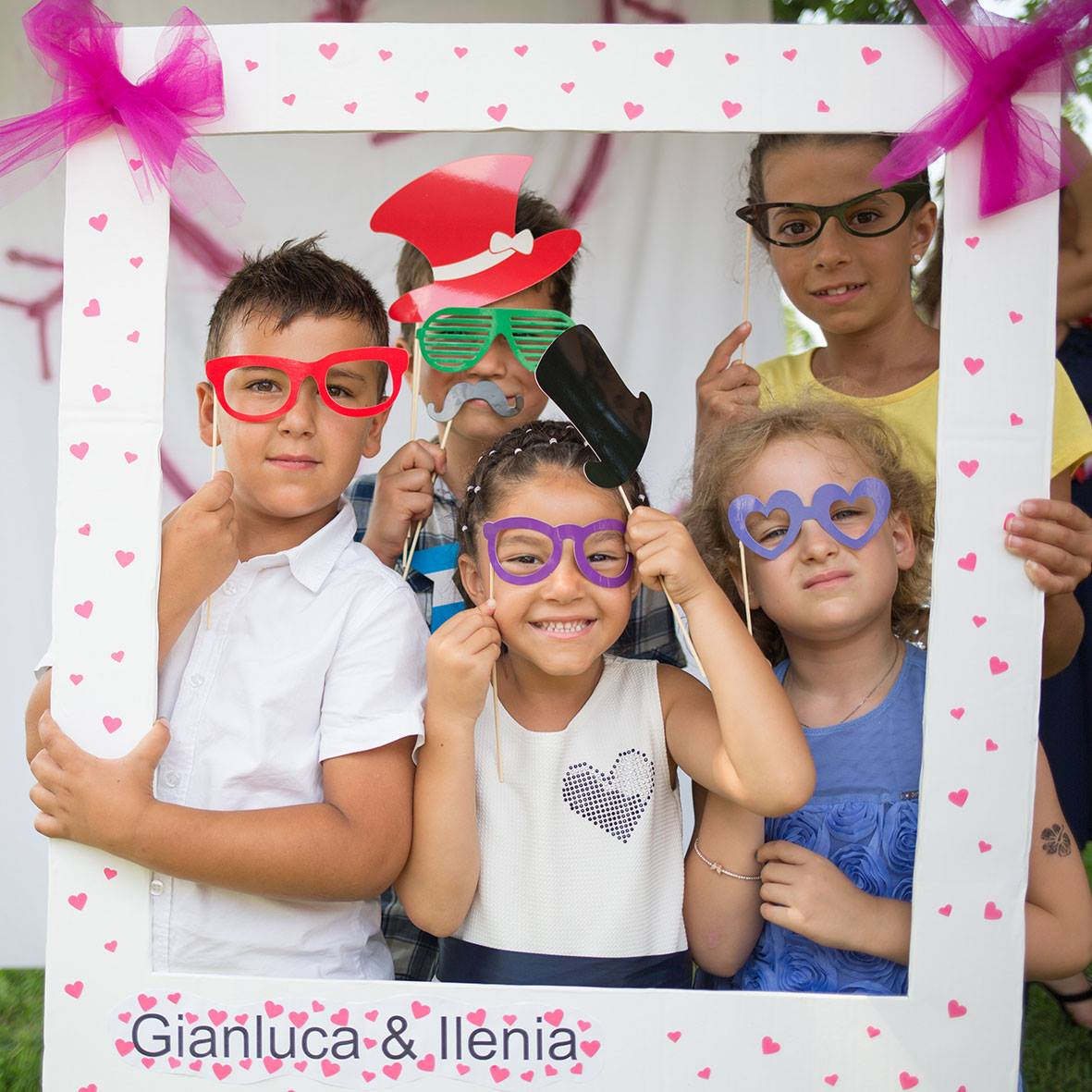 Cornici Photo Booth.How To Make The Birthday Photos In Photobooth Fun And Eye Catchy