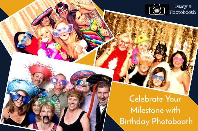 Birthday Photobooth