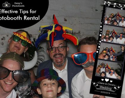 Photobooth Rental Packages