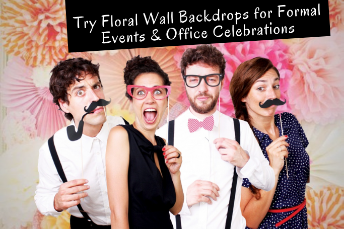 Floral Wall Backdrops
