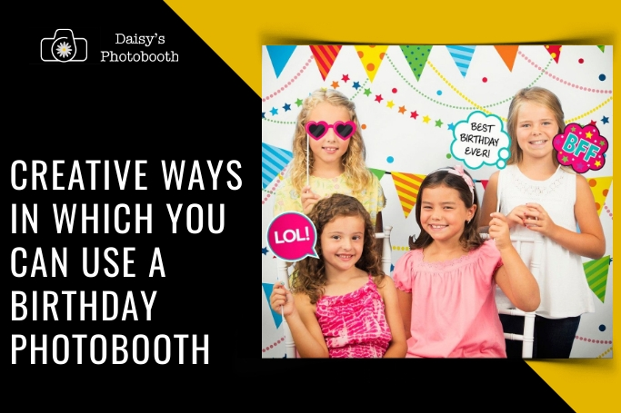 Birthday Photo Booth
