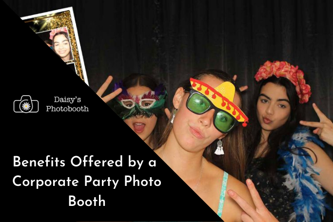 corporate party photobooth